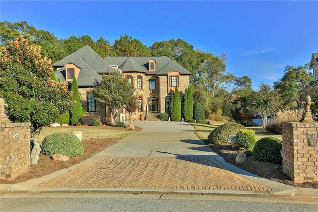 555 Wentworth Court, Fayetteville, GA 30215 (MLS #6641567) :: Iconic Living Real Estate Professionals