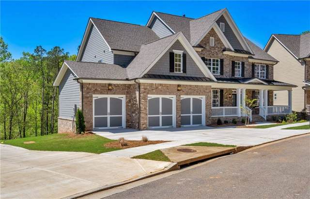 347 Peninsula Pointe, Holly Springs, GA 30115 (MLS #6641576) :: Kennesaw Life Real Estate