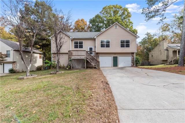 3806 Nowlin Road NW, Kennesaw, GA 30144 (MLS #6641605) :: North Atlanta Home Team