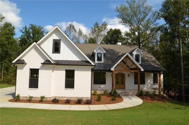 0B Lj Martin, Gainesville, GA 30507 (MLS #6641609) :: RE/MAX Prestige