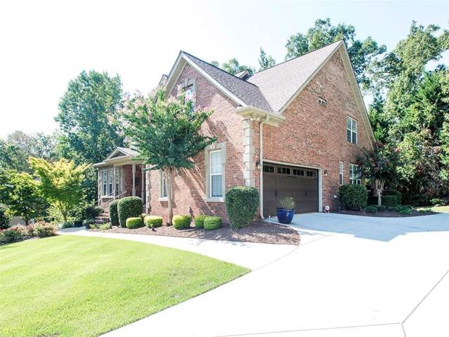 231 English Oaks Drive, Mcdonough, GA 30253 (MLS #6641622) :: North Atlanta Home Team