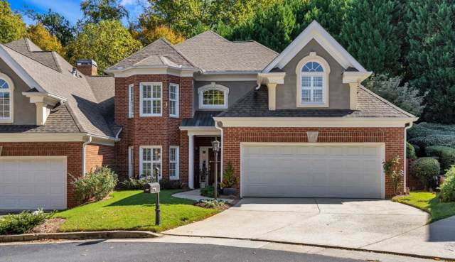 430 Brookview Circle, Sandy Springs, GA 30339 (MLS #6641633) :: The Hinsons - Mike Hinson & Harriet Hinson