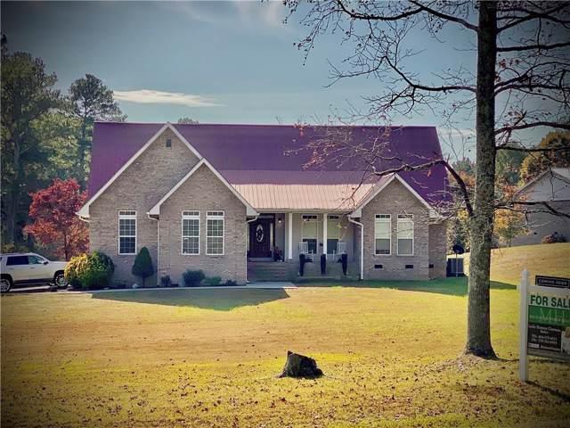 674 Webber Road SW, Plainville, GA 30733 (MLS #6641720) :: North Atlanta Home Team