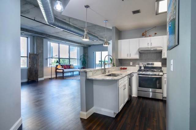 115 W Peachtree Place NW #602, Atlanta, GA 30313 (MLS #6641729) :: North Atlanta Home Team