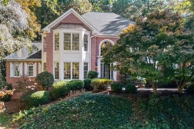 7555 Bridgegate Court, Sandy Springs, GA 30350 (MLS #6641795) :: North Atlanta Home Team
