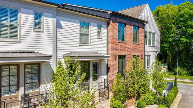 538 Bismark Road #48, Atlanta, GA 30324 (MLS #6641848) :: North Atlanta Home Team