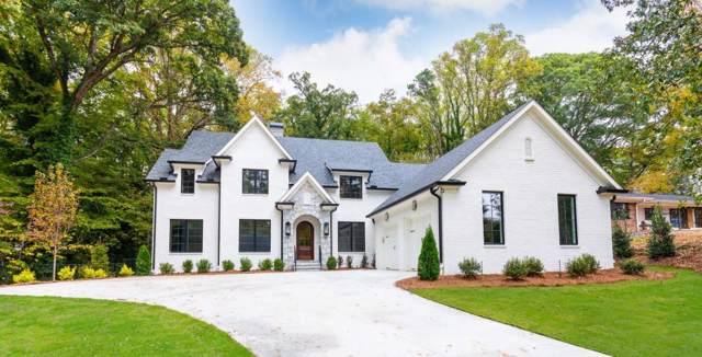 3135 Wood Valley Road, Atlanta, GA 30327 (MLS #6641865) :: Charlie Ballard Real Estate