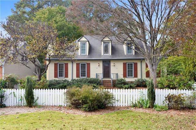 4069 Silver Fir Court, Marietta, GA 30066 (MLS #6641871) :: Path & Post Real Estate