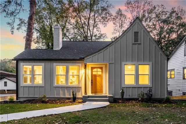 1638 Orlando Street SW, Atlanta, GA 30311 (MLS #6641939) :: Charlie Ballard Real Estate