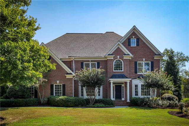 9605 Stoney Ridge Lane, Johns Creek, GA 30022 (MLS #6641952) :: Dillard and Company Realty Group