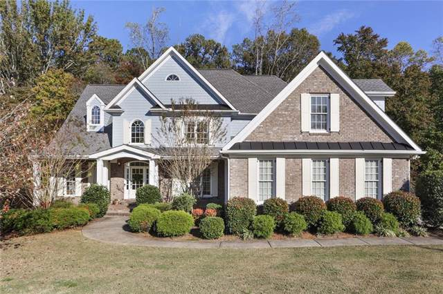702 Oak Mountain Road NW, Kennesaw, GA 30152 (MLS #6641968) :: Iconic Living Real Estate Professionals