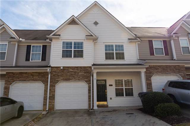 1905 Hoods Fort Circle NW #30, Kennesaw, GA 30144 (MLS #6641978) :: Kennesaw Life Real Estate