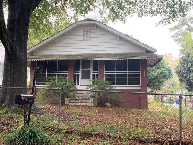 2621 Forrest Avenue NW, Atlanta, GA 30318 (MLS #6642010) :: Kennesaw Life Real Estate