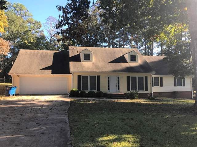 667 Clubhouse Drive SE, Conyers, GA 30094 (MLS #6642045) :: North Atlanta Home Team
