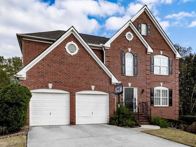 3910 Madison Bend NW, Kennesaw, GA 30144 (MLS #6642099) :: North Atlanta Home Team