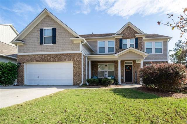 519 Longwood Place, Dallas, GA 30132 (MLS #6642179) :: North Atlanta Home Team