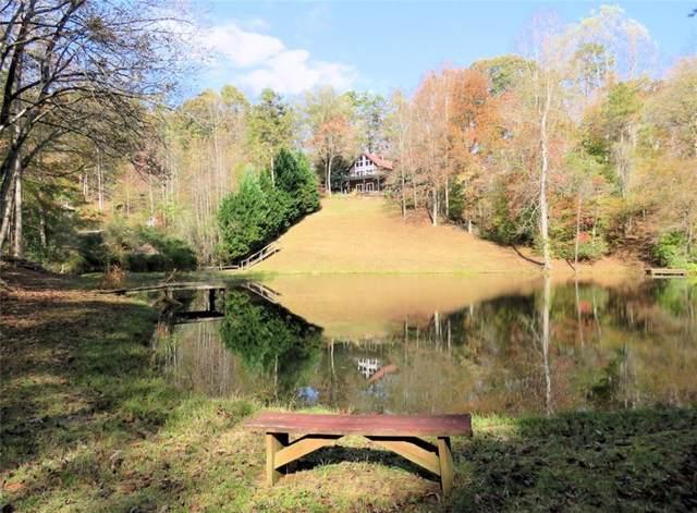 36 Flynt Ridge Drive, Dahlonega, GA 30533 (MLS #6642184) :: North Atlanta Home Team