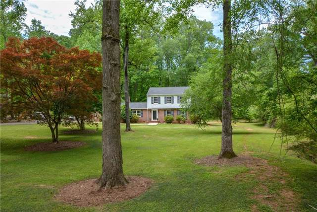 717 Lakewood Drive, Lagrange, GA 30240 (MLS #6642258) :: The Heyl Group at Keller Williams