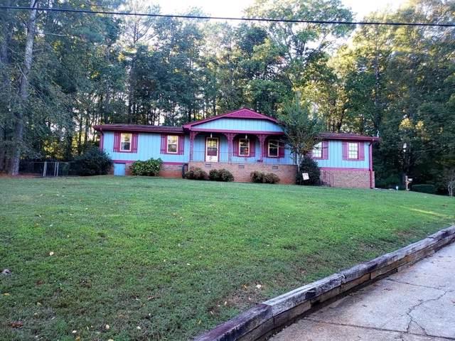 1444 NW Honeysuckle Drive, Conyers, GA 30012 (MLS #6642261) :: The Heyl Group at Keller Williams