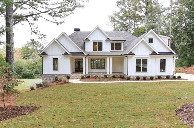 236 Thomas Circle, Roswell, GA 30075 (MLS #6642266) :: North Atlanta Home Team