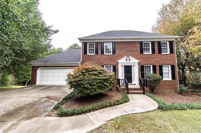 1487 Watsons Place, Lawrenceville, GA 30043 (MLS #6642278) :: The Butler/Swayne Team