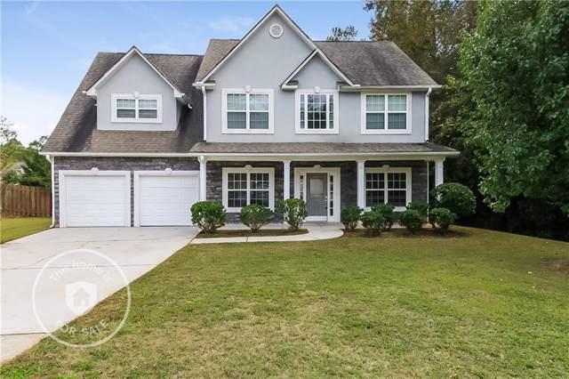 110 Highgrove Place, Mcdonough, GA 30253 (MLS #6642288) :: Charlie Ballard Real Estate