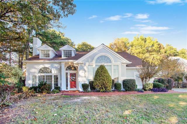 135 Harbor Club Lane, Fayetteville, GA 30214 (MLS #6642291) :: The North Georgia Group