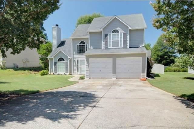 2743 Lake Park Ridge W, Acworth, GA 30101 (MLS #6642292) :: Kennesaw Life Real Estate