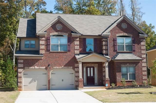 5761 5761 Sawgrass Cir, Lithonia, GA 30038 (MLS #6642304) :: North Atlanta Home Team