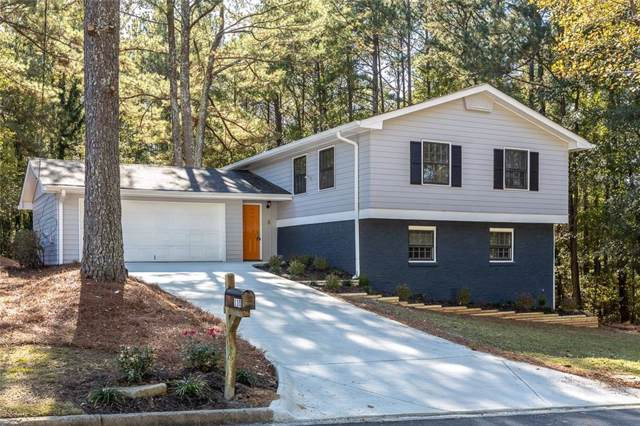 110 Feldwood Pines Street, Atlanta, GA 30349 (MLS #6642314) :: North Atlanta Home Team