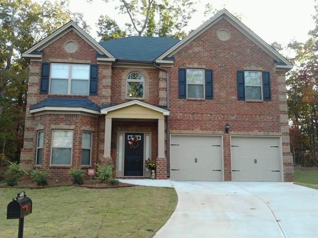 5543 Mossy View Drive, Douglasville, GA 30135 (MLS #6642322) :: North Atlanta Home Team