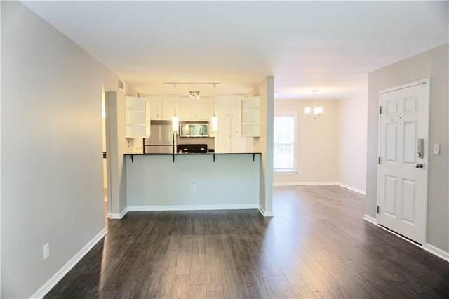 1445 Monroe Drive NE E34, Atlanta, GA 30324 (MLS #6642329) :: Good Living Real Estate