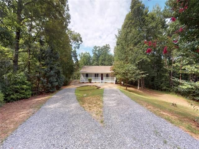 456 Shyers Ford Road, Talking Rock, GA 30175 (MLS #6642342) :: RE/MAX Prestige
