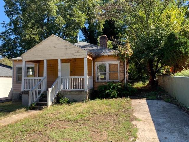 33 Chappell Road NW, Atlanta, GA 30314 (MLS #6642352) :: The Zac Team @ RE/MAX Metro Atlanta
