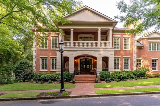 3148 E Addison Drive, Alpharetta, GA 30022 (MLS #6642376) :: Path & Post Real Estate