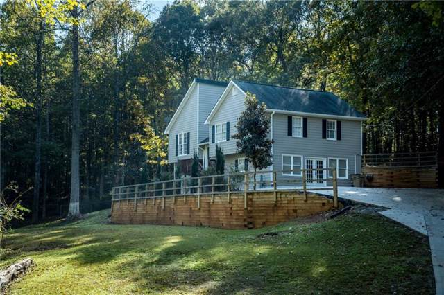 5862 Taylor Creek Drive, Canton, GA 30115 (MLS #6642397) :: Path & Post Real Estate