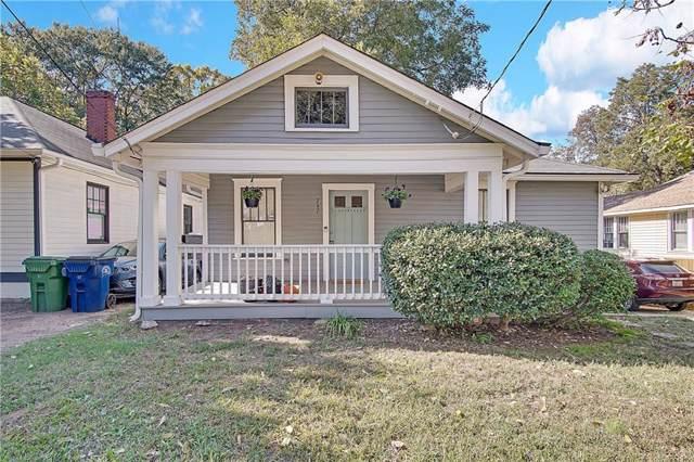 247 Stovall Street SE, Atlanta, GA 30316 (MLS #6642412) :: Charlie Ballard Real Estate