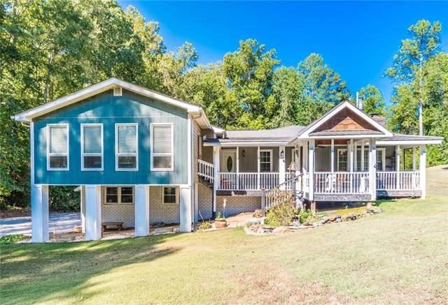5915 Vaughn Road, Canton, GA 30115 (MLS #6642420) :: Path & Post Real Estate