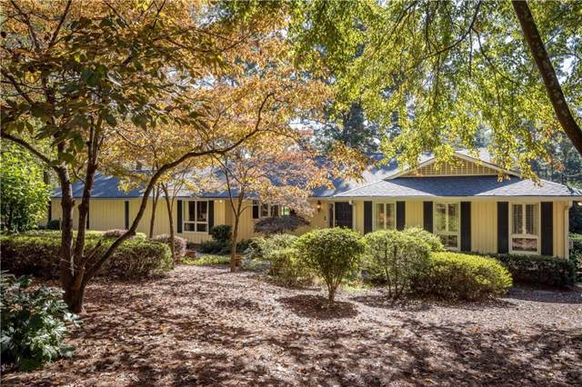 4170 Thunderbird Drive SE, Marietta, GA 30067 (MLS #6642463) :: The Realty Queen Team
