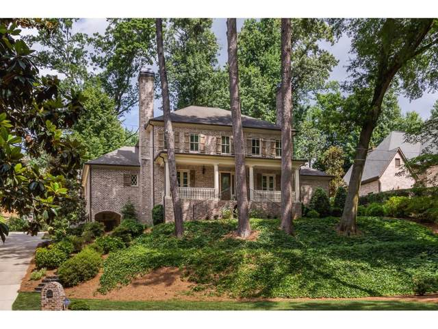 195 Worth Drive, Atlanta, GA 30327 (MLS #6642518) :: Dillard and Company Realty Group