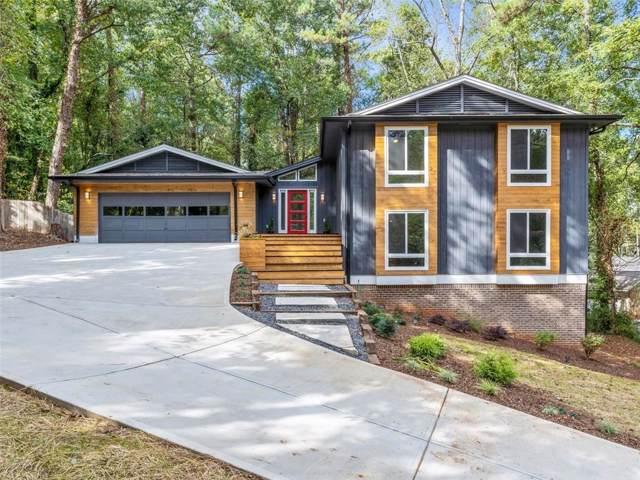 5839 Musket Lane, Stone Mountain, GA 30087 (MLS #6642528) :: North Atlanta Home Team