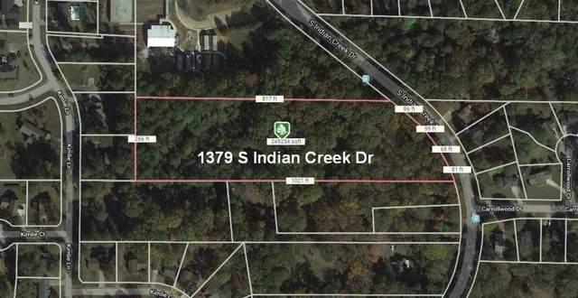 1379 S Indian Creek Drive, Stone Mountain, GA 30083 (MLS #6642539) :: The North Georgia Group