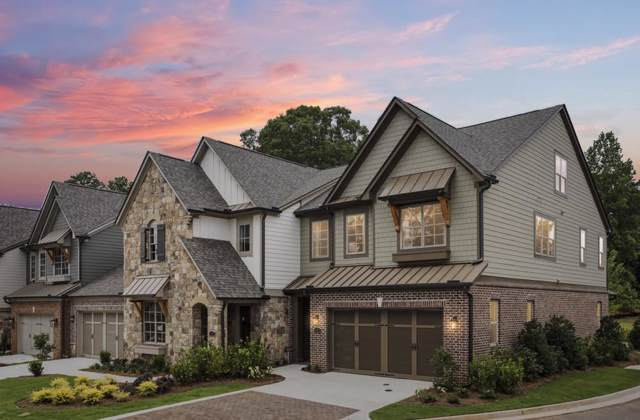 4180 Avid Park NE #8, Marietta, GA 30062 (MLS #6642574) :: North Atlanta Home Team