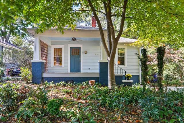 230 Degress Avenue NE, Atlanta, GA 30307 (MLS #6642602) :: The Zac Team @ RE/MAX Metro Atlanta