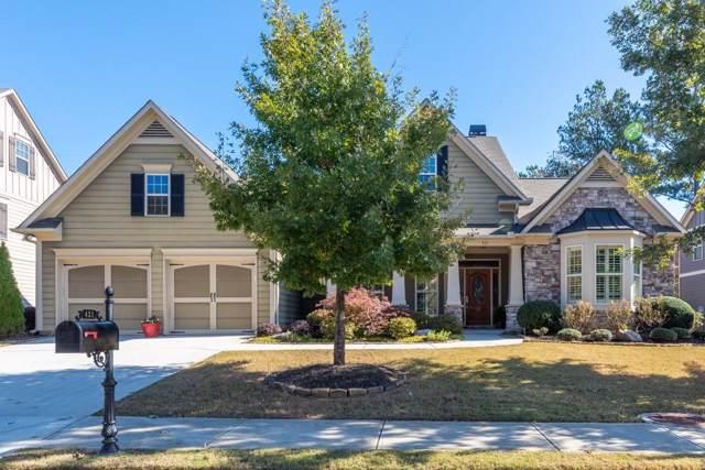 421 Rockford Pass SW, Marietta, GA 30064 (MLS #6642666) :: Charlie Ballard Real Estate
