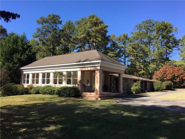 5388 Mount Vernon Way, Dunwoody, GA 30338 (MLS #6642667) :: Dillard and Company Realty Group