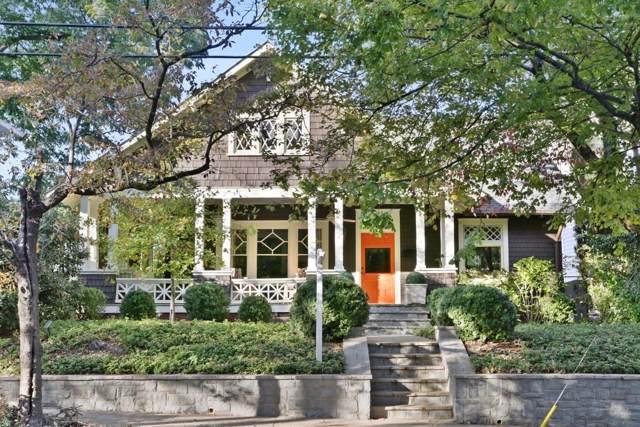 1060 Rosedale Drive NE, Atlanta, GA 30306 (MLS #6642686) :: The Heyl Group at Keller Williams