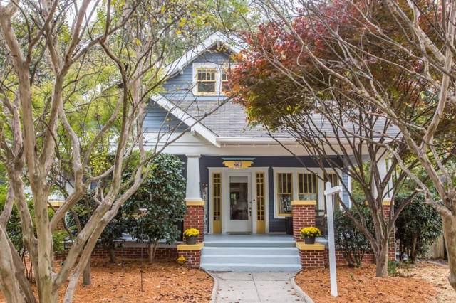 603 Ormewood Avenue SE, Atlanta, GA 30312 (MLS #6642705) :: RE/MAX Prestige