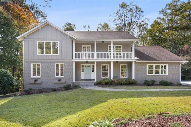 8135 Winged Foot Drive, Atlanta, GA 30350 (MLS #6642708) :: The Butler/Swayne Team