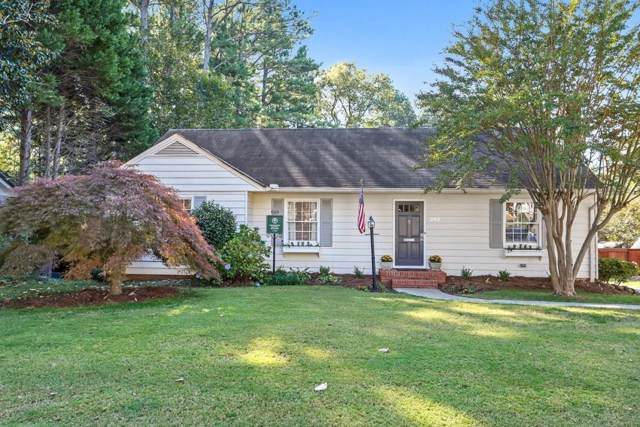 242 Freyer Drive, Marietta, GA 30060 (MLS #6642716) :: North Atlanta Home Team